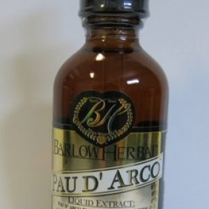 concentrated extract of Pau d Arco